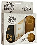 Magic Brush Set Salt und Pepper, Kerbl 328274