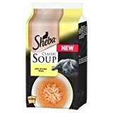 MARS Sheba Soup Chicken Fillets 4pk 40g pack of 1