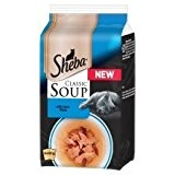MARS Sheba Soup Tuna Fillets 4pk 40g pack of 1