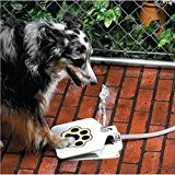 Meiying Durable Outdoor Doggie Water Fountain Step-on Fresh Cold Drinking Water