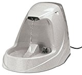 PetSafe D2-EU-45 Drinkwell Platinum Pet Fountain, 5 L, 27 x 26 x 41 cm