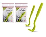 Tick Twister Tick Remover Set with Small and Large (Pack of 2 Sets) by Tick Twister