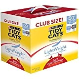 Tidy Cats LightWeight Cat Litter (19.5 lb.) by Purina