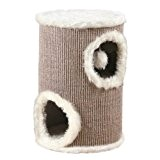 Trixie 4331 Cat Tower, ø 33 cm/50 cm, braun/beige