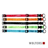 Wolters Halsband Sunset Gr.L 32-50cm lime